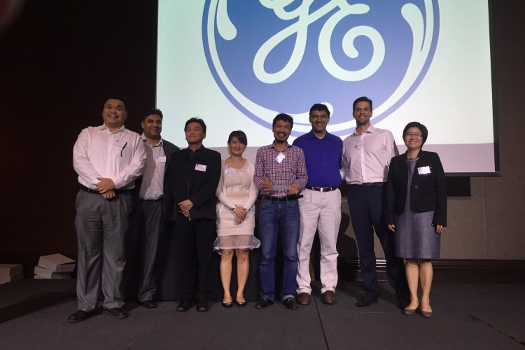 GE – Channel Partner – Roadshow